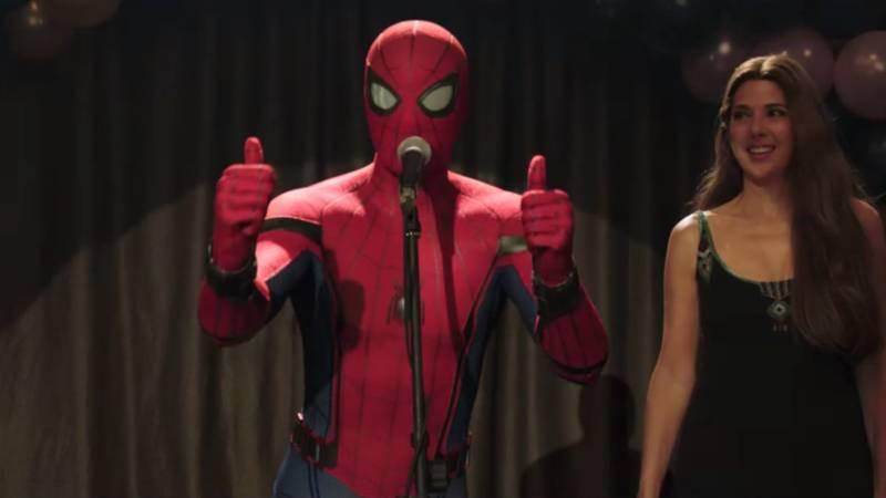 Spider-Man: Daleko od domu1