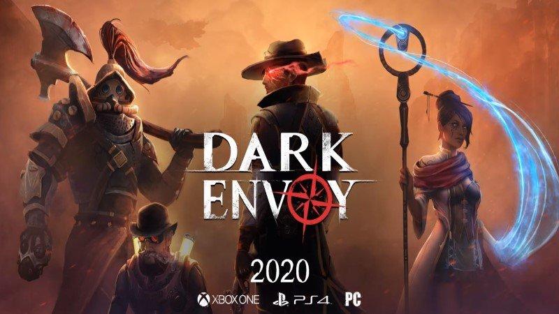Dark Envoy Art