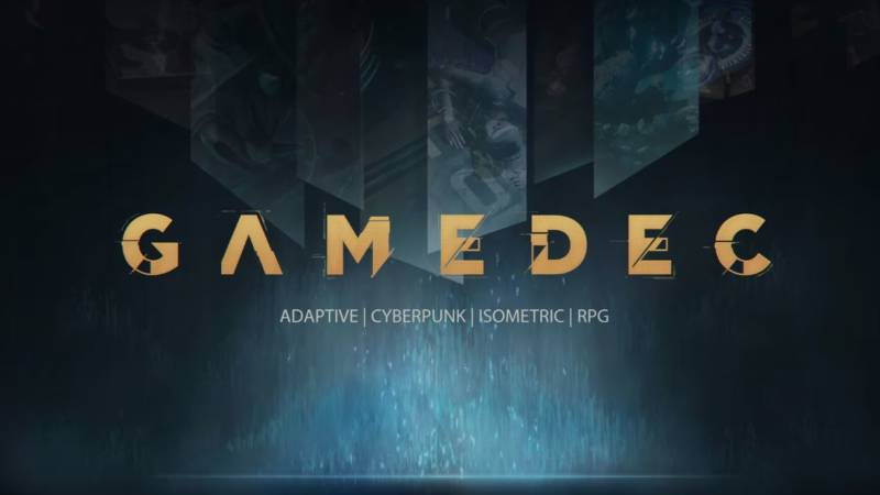 Gamedec Logo