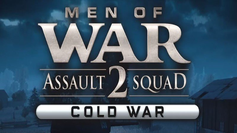 Men Of War Assault Squad 2 Cold War Art
