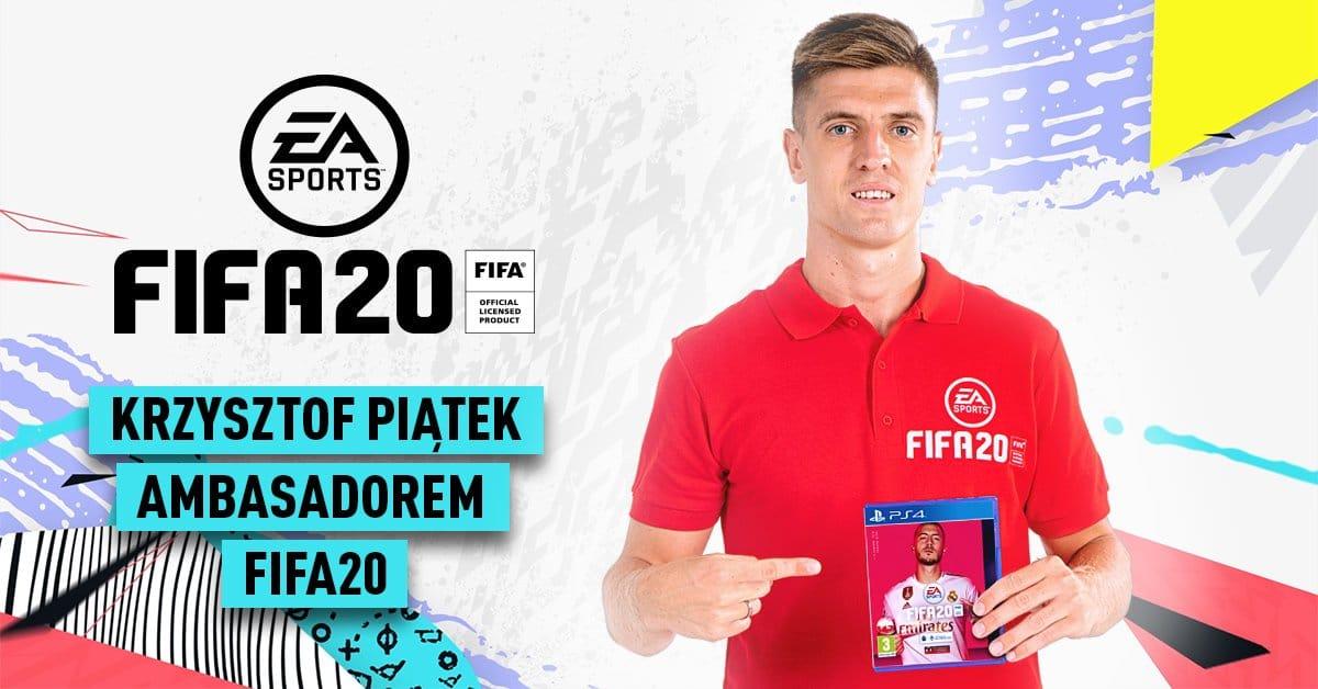 Fifa 20 Krzysztof Piątek