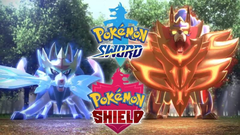 Pokemon Sword I Shield