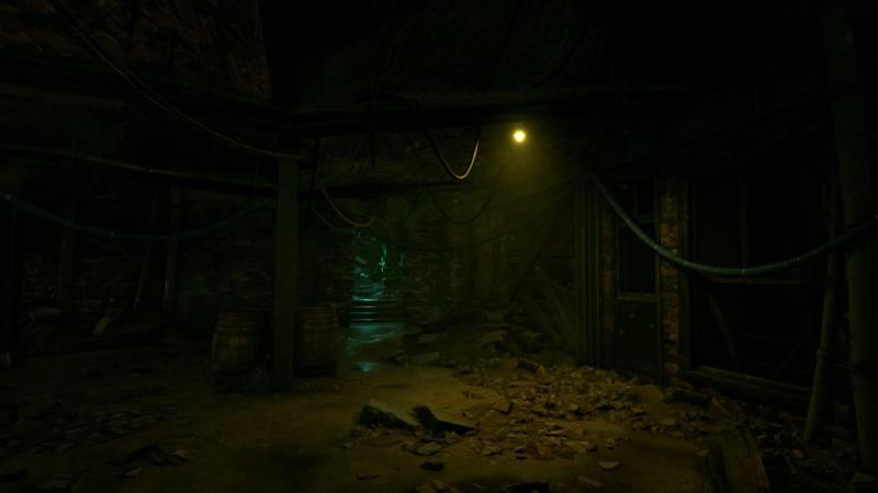 Vampire The Masquerade Bloodlines 2 Twierdza Unseen