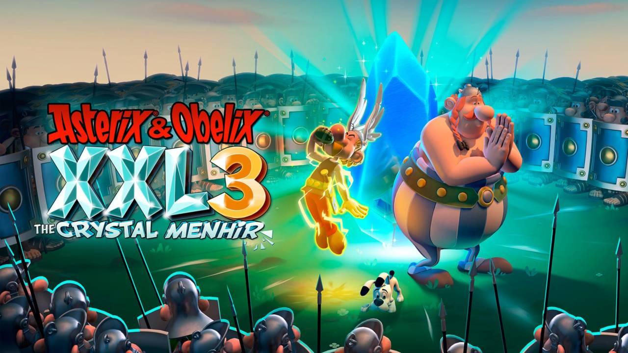 Asterix & Obelix Xxl3 The Crystal Menhir