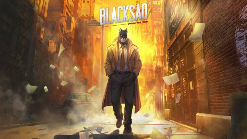Blacksad Recenzja