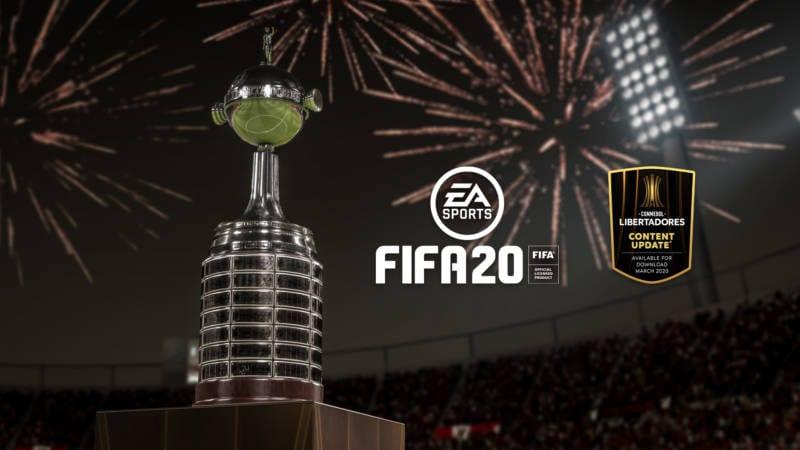 Fifa 2020 Copa Libertadores