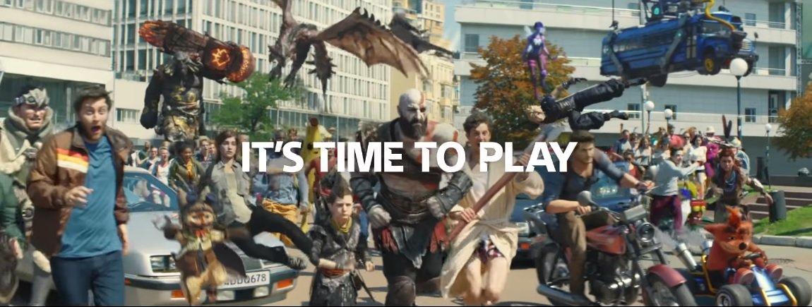 Reklama Sony 1 1