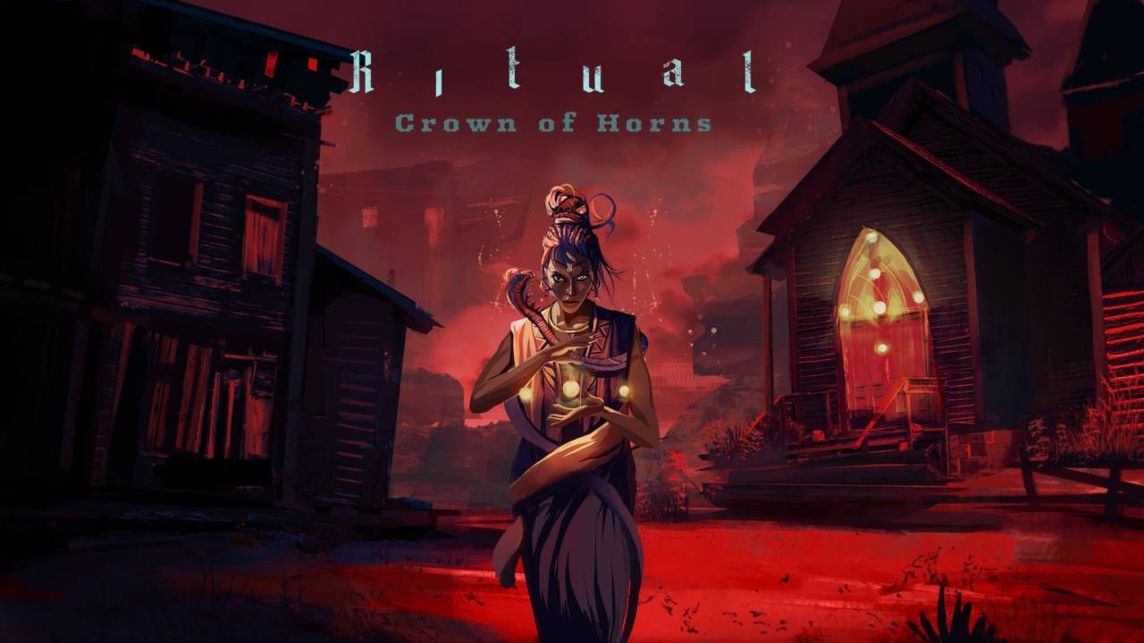 Ritual Crown Of Horns