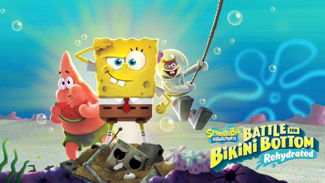 SpongeBob Battle for Bikini Bottom – Rehydrated e1574437801587