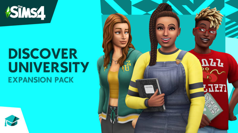 The Sim 4 Uniwersytet