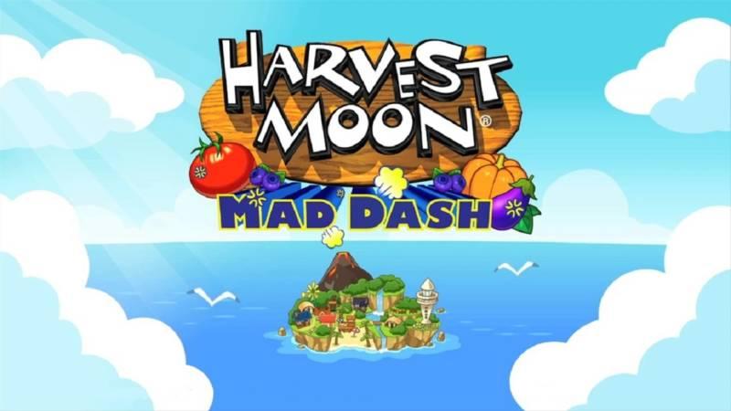 Havest Moon Mad Dash