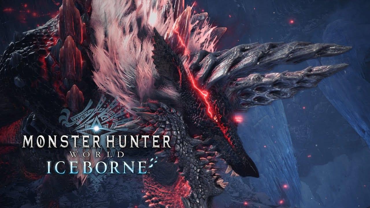 monster hunter world iceborne Stygian Zinogre
