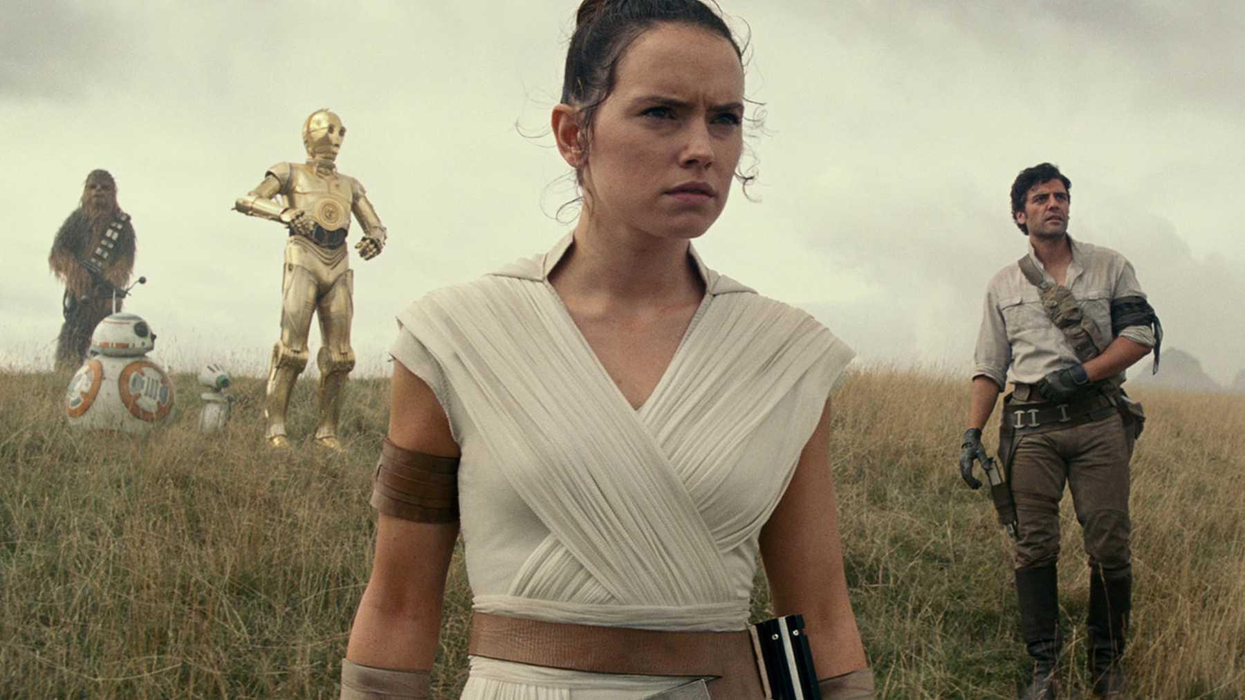Gwiezdne wojny: Skywalker. Odrodzenie2