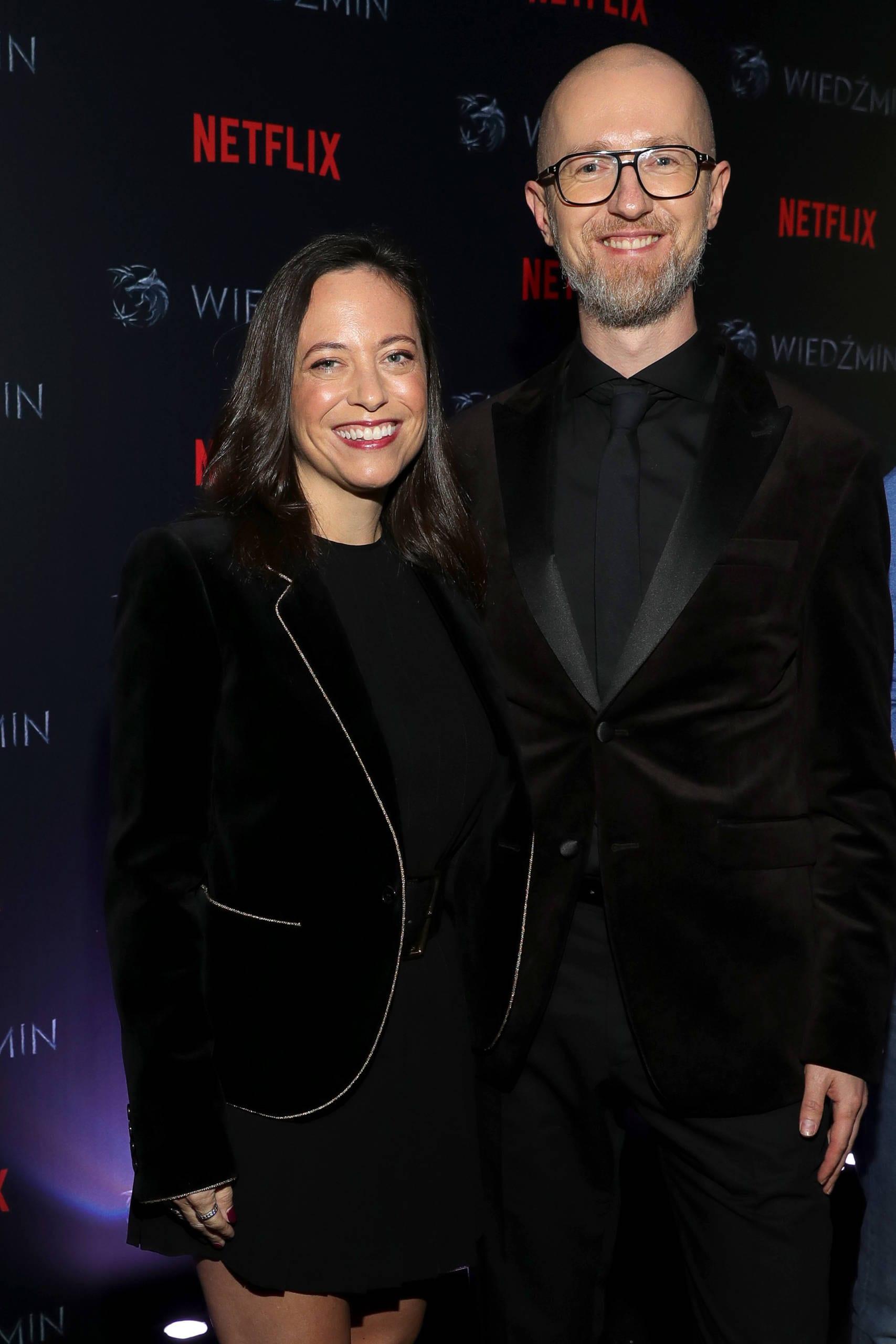 """the Witcher"" Netflix Premiere In Warsaw"