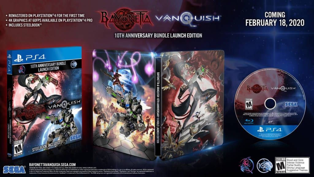 Bayonetta and Vanquish 10th Anniversary Bundle 2019 12 09 19 025