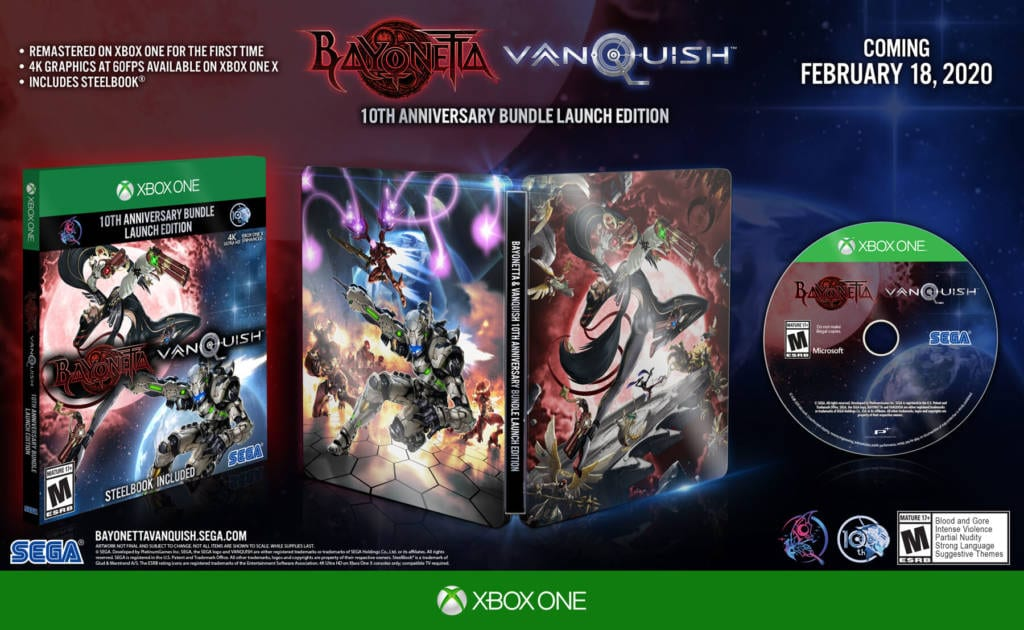 Bayonetta and Vanquish 10th Anniversary Bundle 2019 12 09 19 026