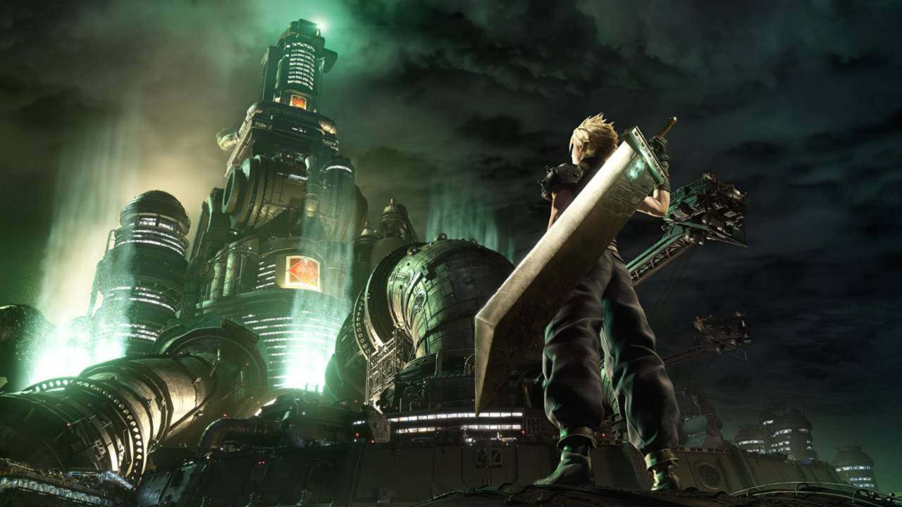 Final Fantasy VII ART scaled e1575947288969