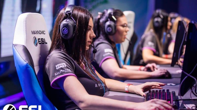 ESL Sprite Mistrzostwa Kobiet