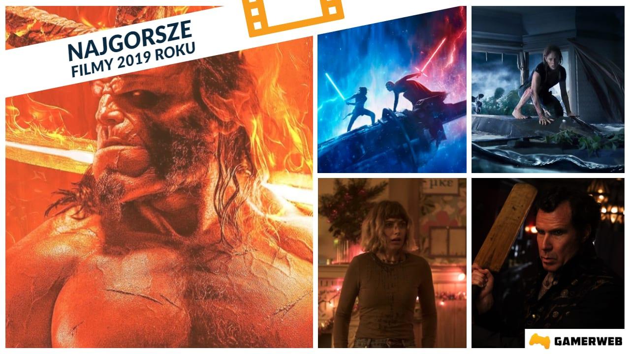 Najgorsze filmy 2019 roku