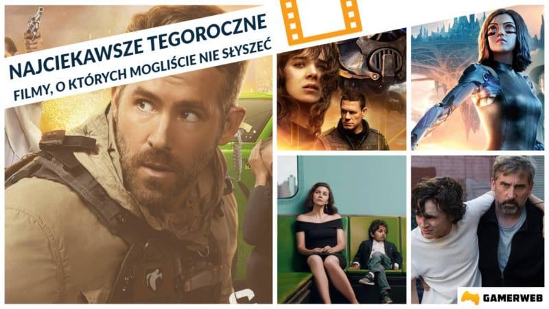 Najciekawsze Filmy 2019 Roku