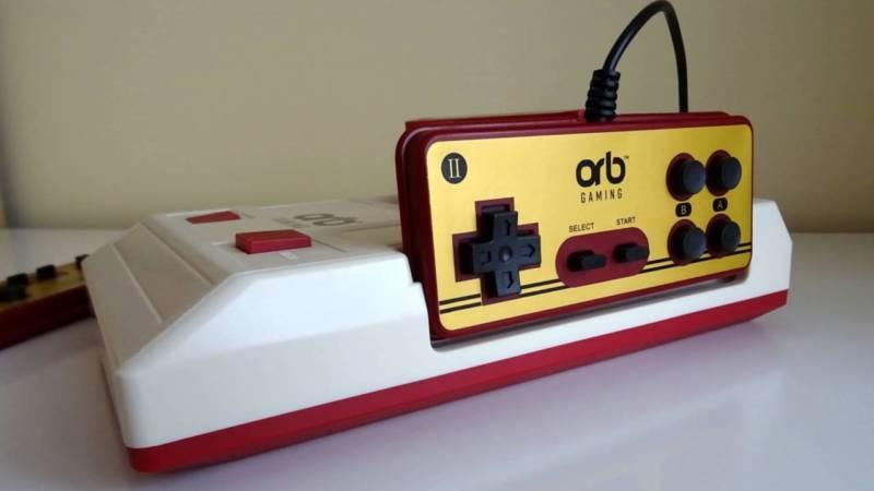 Orb Retro Console