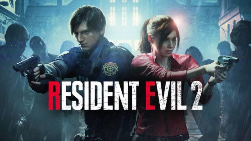 Resident Evil 2 e1576420806768