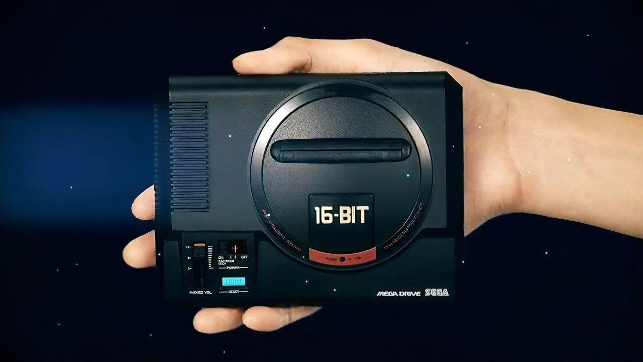 Sega Mega Drive Mini 1