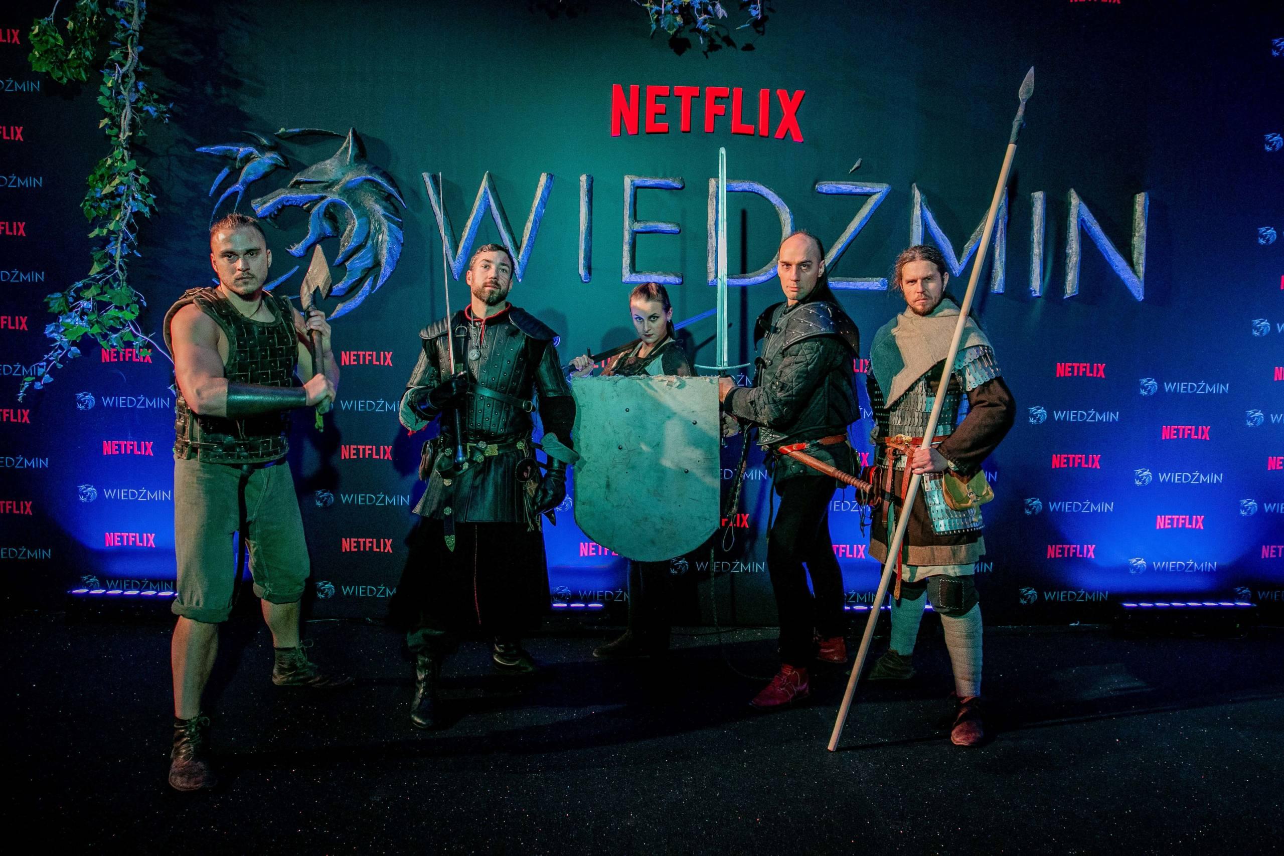 The Witcher Warsaw 18 12 2019 Marcin Oliva Soto 1318
