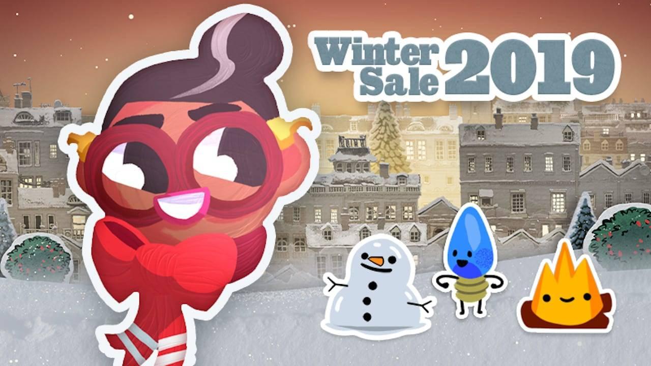 Zimowa Wyprzedaż 2019 Steam