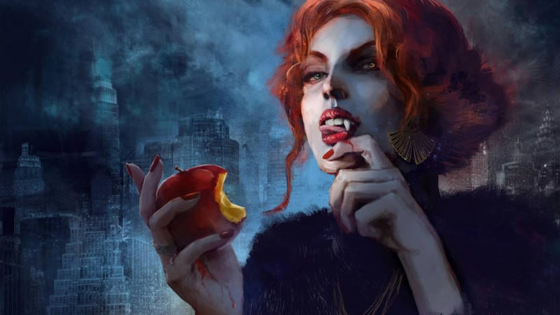 Vampire The Masquerade Coteries Of New York 3 1