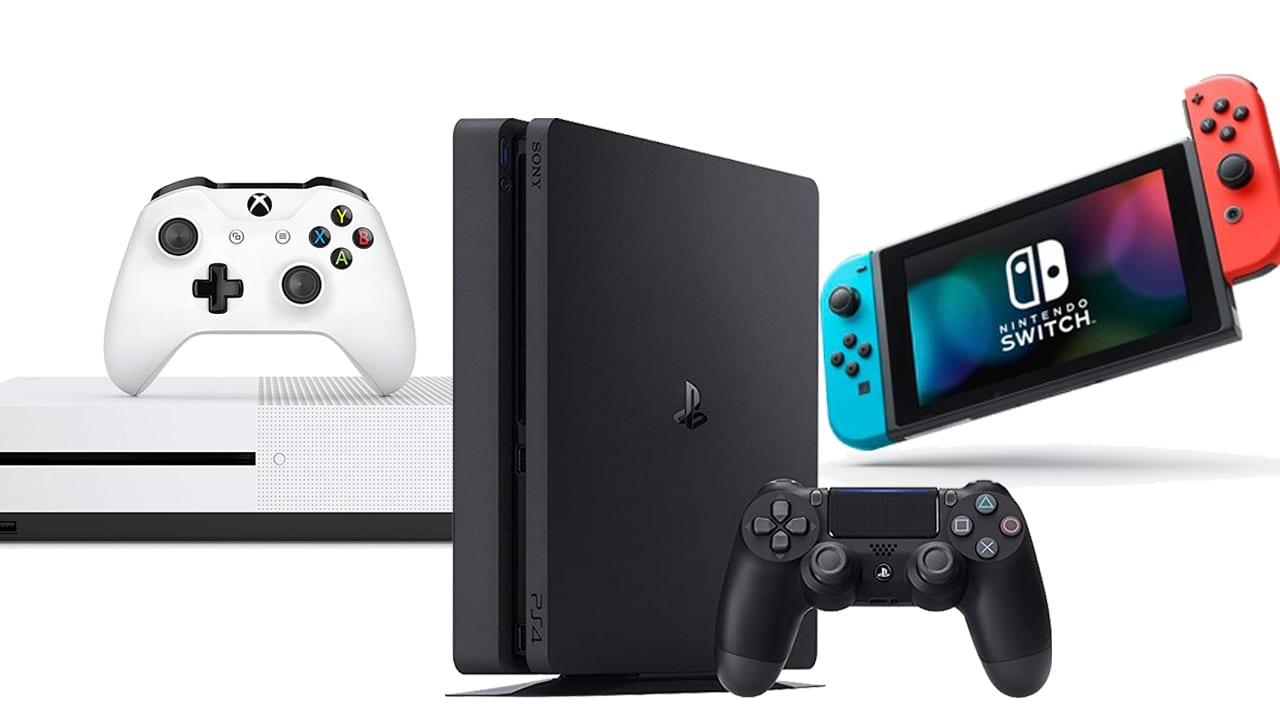 Sprzedaż gier w 2019