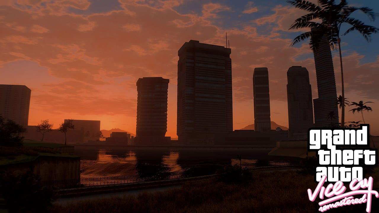 Vice City w GTA 5