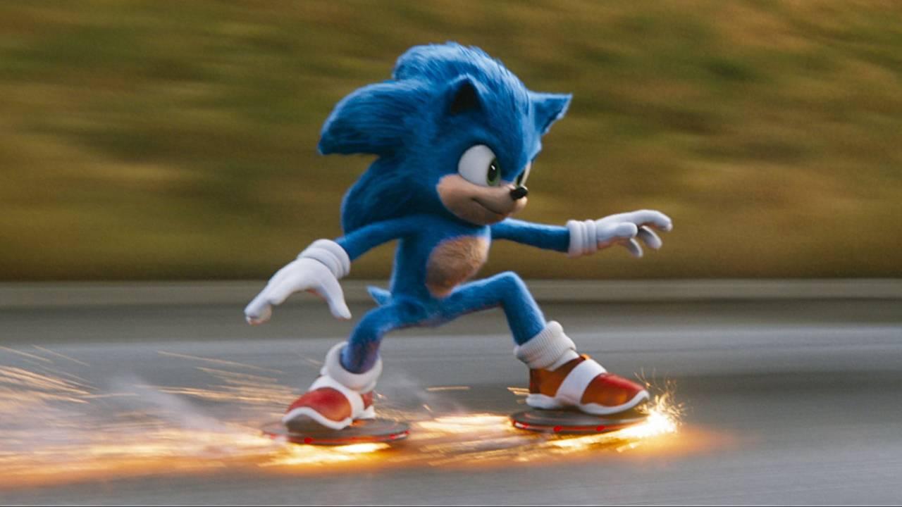 Sonic. Szybki jak błyskawica1