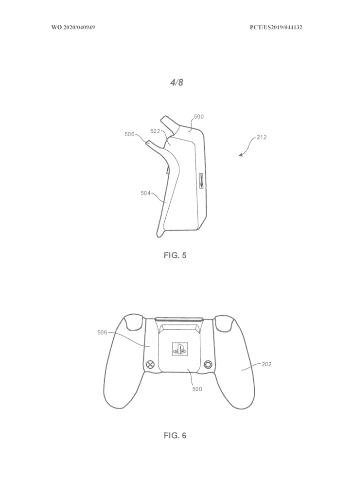 88ea33 Sony Wireless Charger Patent 2
