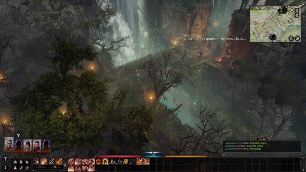 Baldurs Gate 3 Zrzut Ekranu 2