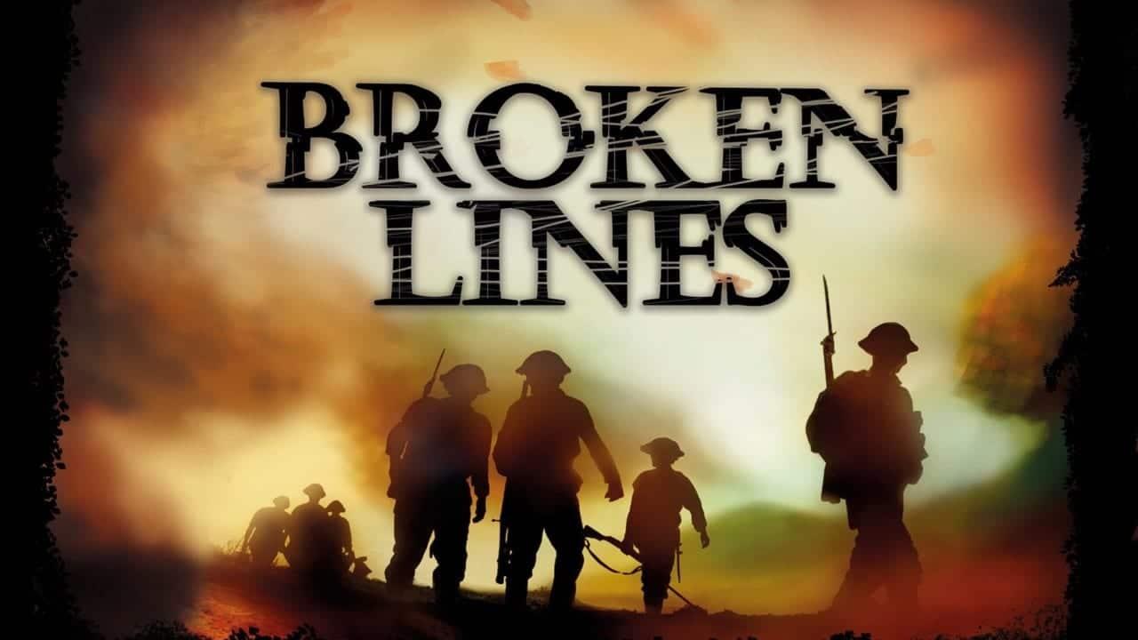 Broken Lines art
