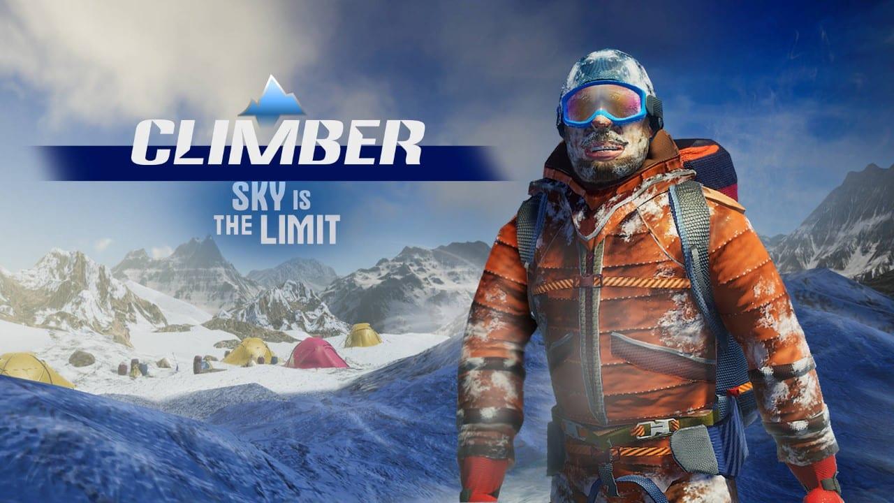 Climber Sky is the Limit art