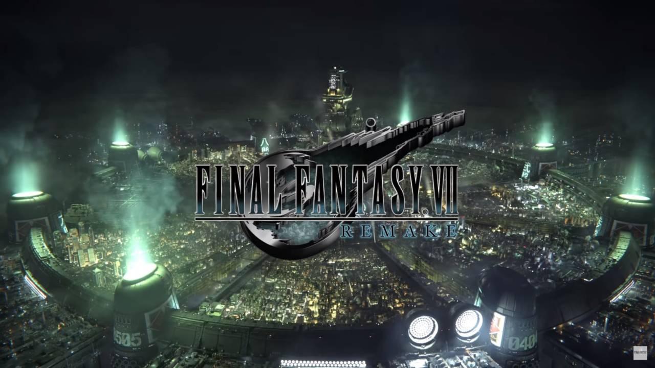 Final Fantasy VII e1581692813711