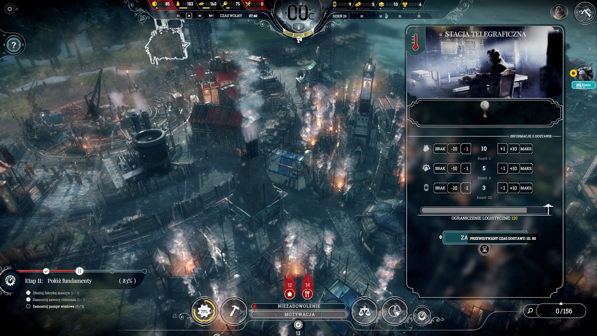 Frostpunk The Last Autumn Screen1