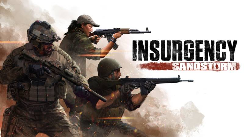 Insurgency Sandstorm Art