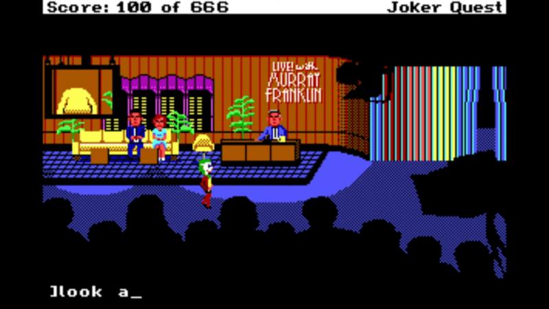 Joker Projekt Gry Z Lat 80.
