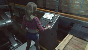 Resident Evil 3 leaked screenshots project resistance 3