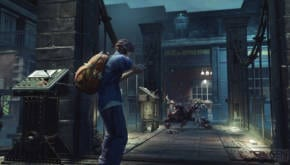 Resident Evil 3 leaked screenshots project resistance 5