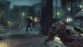 Resident Evil 3 leaked screenshots project resistance 7