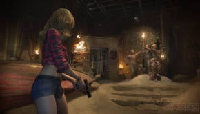 Resident Evil 3 leaked screenshots project resistance 8