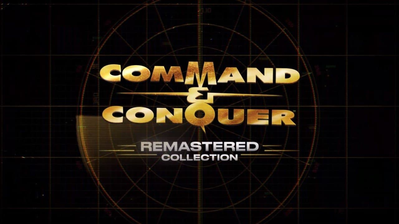 Command And Conquer Remastered Art