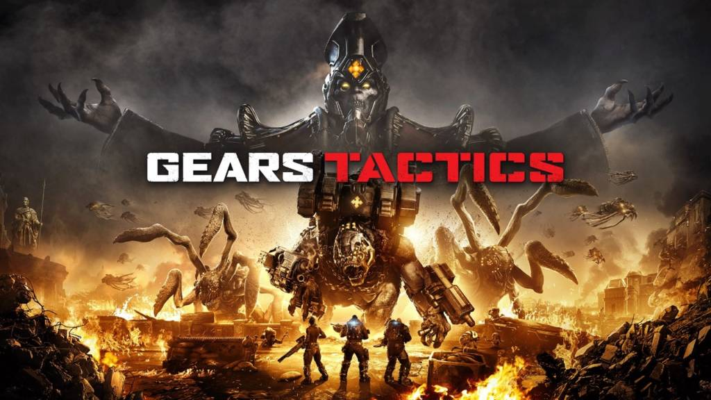 Gears Tactics art