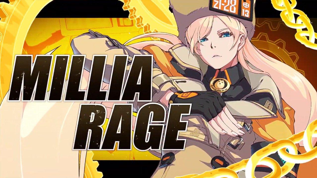 Guilty Gear Strive Millia Rage Zato 1 Siliconera 1