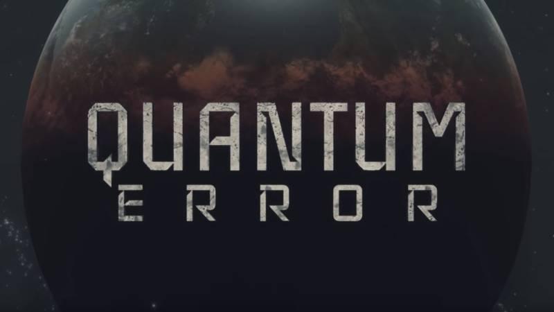Quantum Error Art
