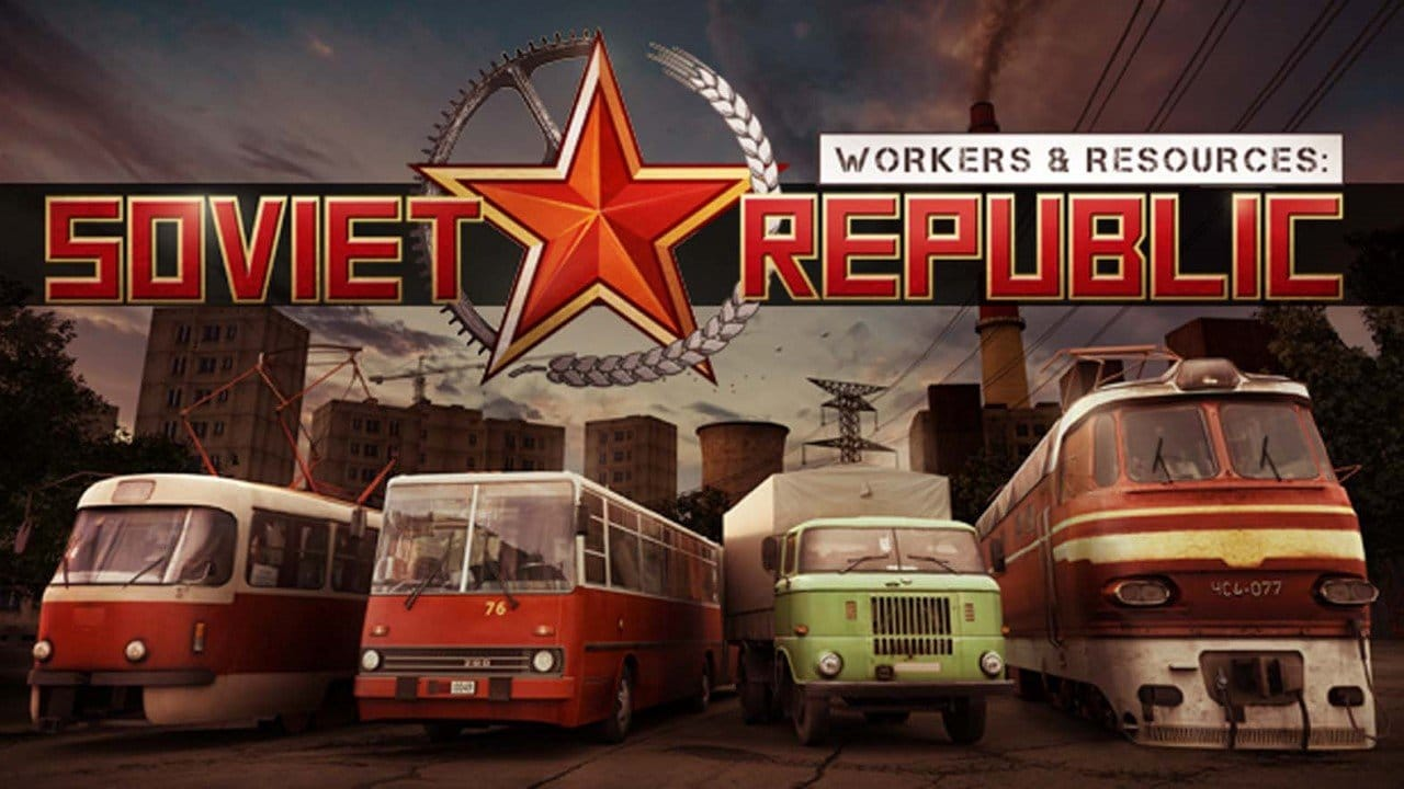 Workers And Resources Soviet Republic Art
